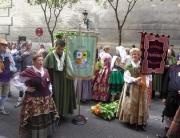 Ofrenda Frutos Pilar 2014