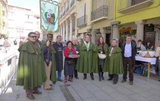 Fiesta del Crespillo Barbastro 2014