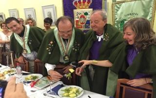 Hermanamiento con Centro Soriano Zaragoza
