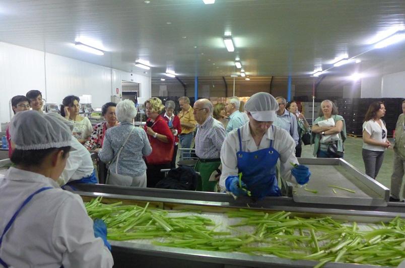 Visita Factoria Hermanos Mené