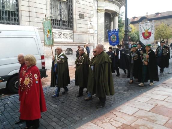 VI Capitulo de La Cofradía del Desarme de Asturias-2