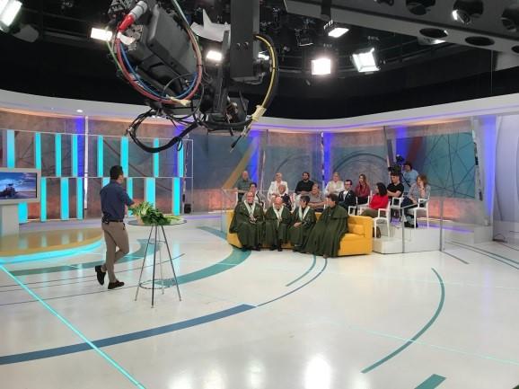 Aragón Televisión. Programa- Aragón en Abierto-2