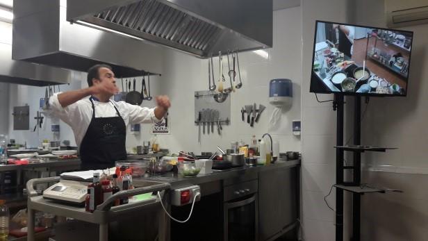 Taller Innovador de Alimentos de Aragón en Restauración