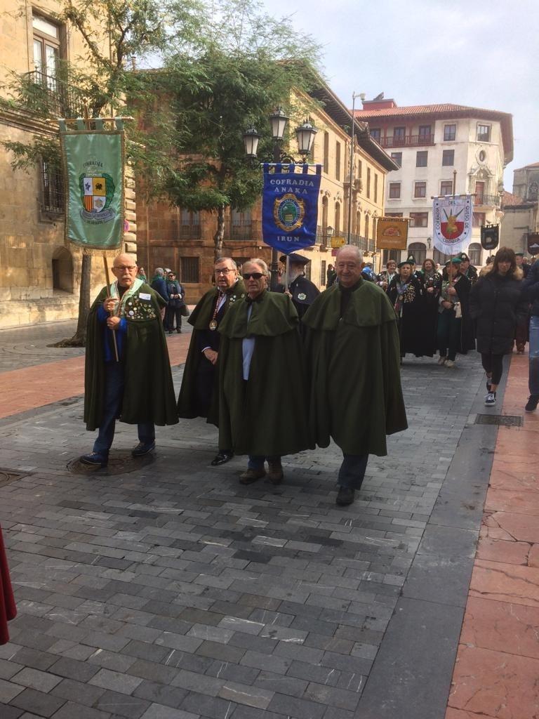 VI Capitulo de La Cofradía del Desarme de Asturias-4