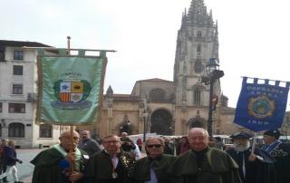 VI Capitulo de La Cofradía del Desarme de Asturias-Portada